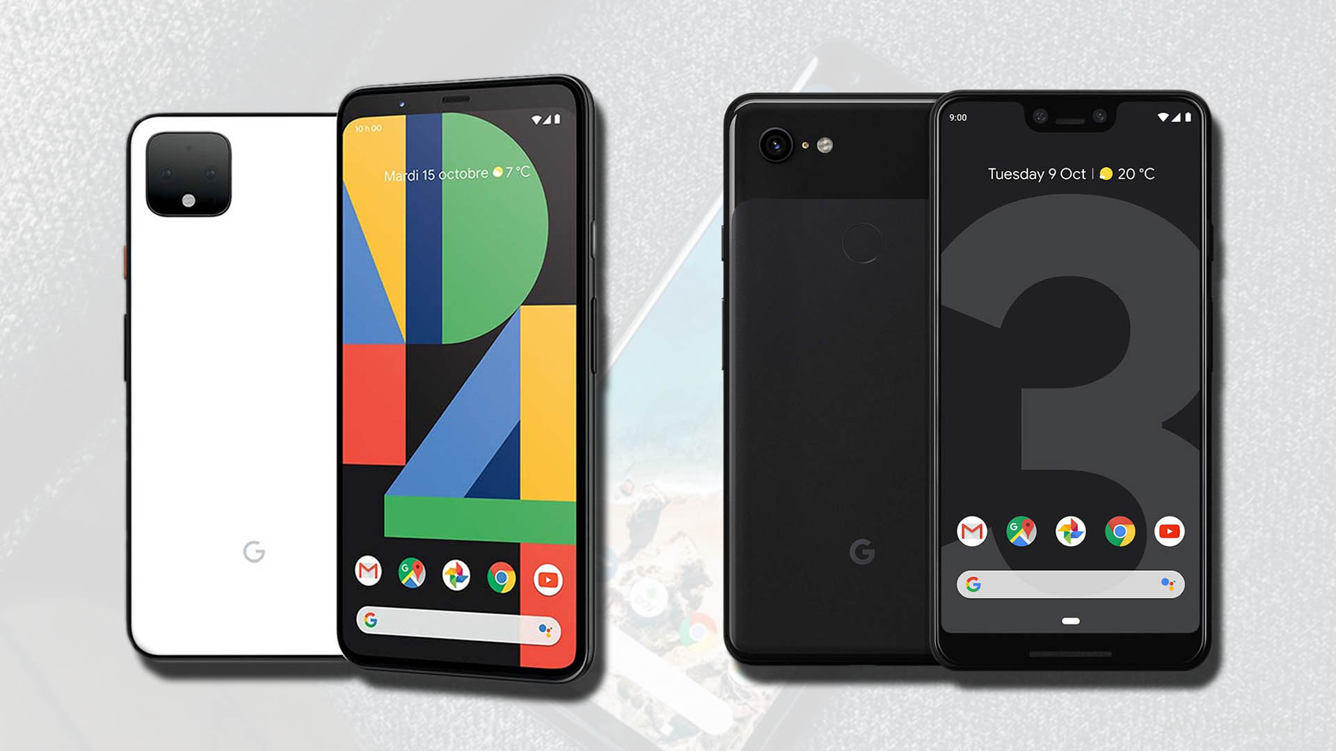 Google pixel 4 specification