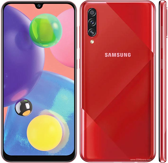Samsung Galaxy A70s Specification