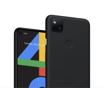 Google Pixel 4a Launched in India at Rs. 29,000