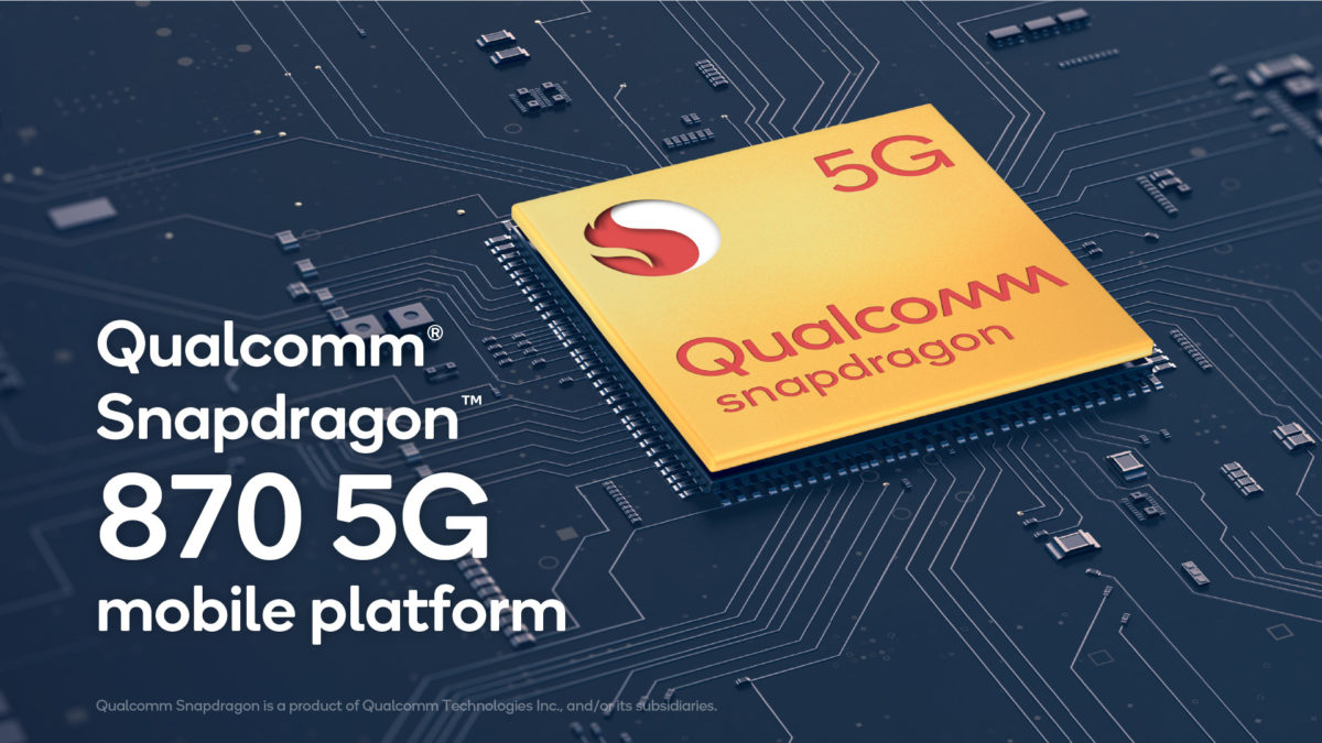 Qualcomm Snapdragon 870 5G  SM8250-AC Specification