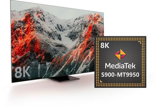 Mediatek S900 (MT9950) Tv Flagship Processor Specification