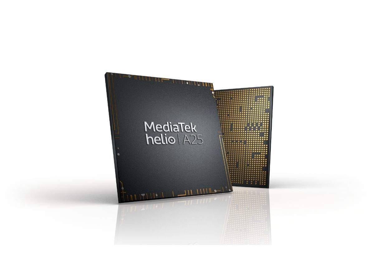 MediaTek Helio A25(MT6762V/WD)  SoC Specifications